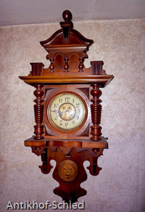 antike uhren antike kuckucksuhr standuhr kaminuhr wanduhr regulator comtoise uhr. Black Bedroom Furniture Sets. Home Design Ideas