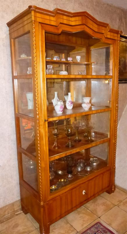 glasschrnke fabulous glasschrank grau yourhome jetzt bestellen unter with glasschrnke cheap. Black Bedroom Furniture Sets. Home Design Ideas