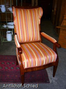 Polsterung Sessel
