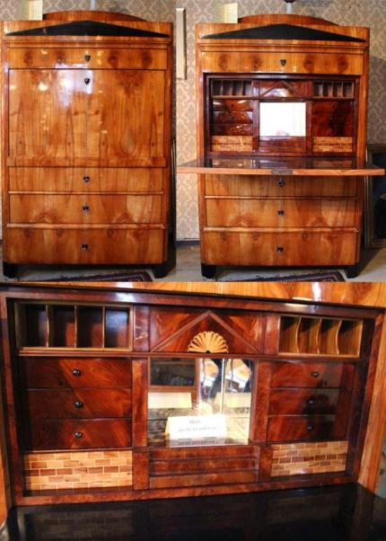 antike m bel aus den epochen barock biedermeier. Black Bedroom Furniture Sets. Home Design Ideas
