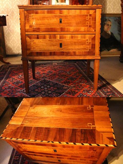 antike kommoden welche antike kommode passt in meine. Black Bedroom Furniture Sets. Home Design Ideas